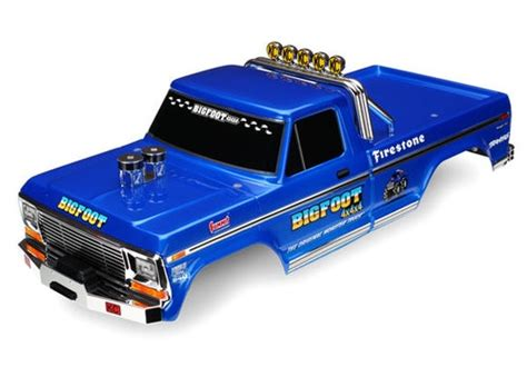 Traxxas Bigfoot Painted/Decaled Body TRA3661 | Bodies