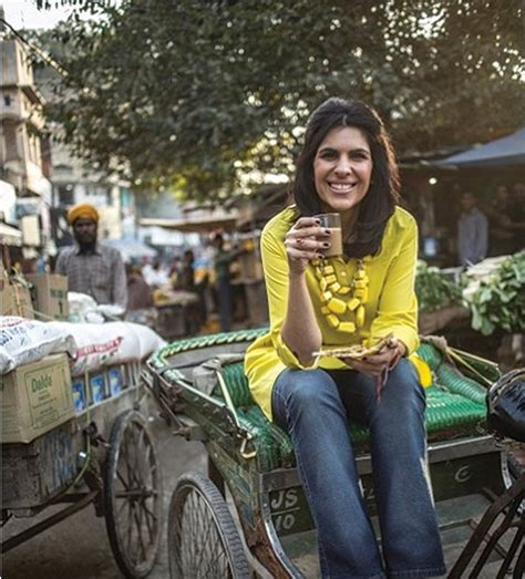 Anjum Anand - A TV chef & a cookery writer