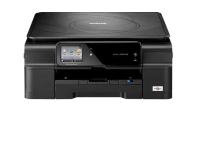 Brother DCP-J552DW Printer Ink   Just ink & paper