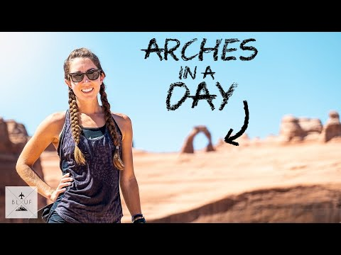 Arches National Park Utah   Best Time To Visit   Top Tips