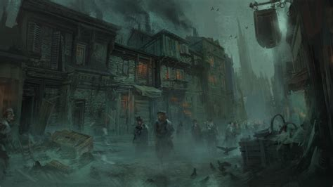 Grim looking Assassin's Creed Unity: Dead Kings DLC