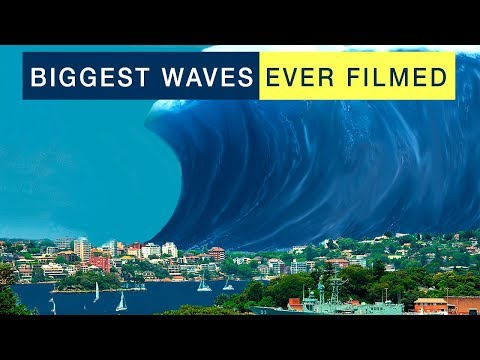 Your Information: History Of Tsunamis