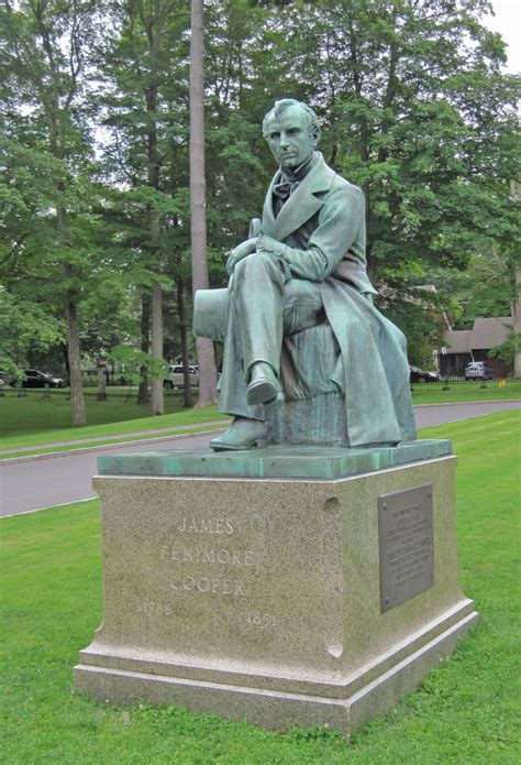 James Fenimore Cooper: Cooperstown's Literary Ghost