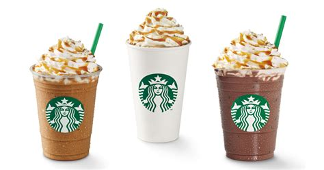 Starbucks Unveils Sugar-Loaded Frappucino With 400% The