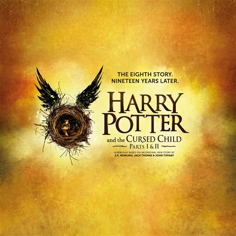 Cursed Child official artwork revealed - Pottermore