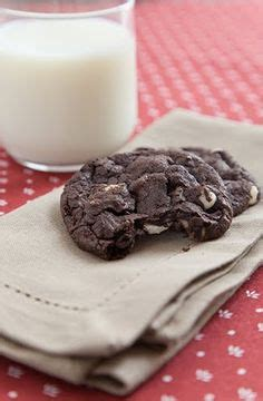 Chocolate Duet Cookies (With images)   Panera recipes
