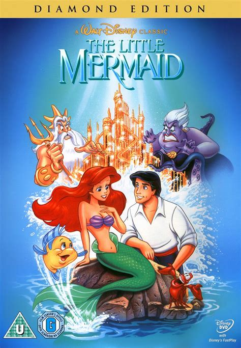 The Little Mermaid DVD (Diamond Edition) this is coming