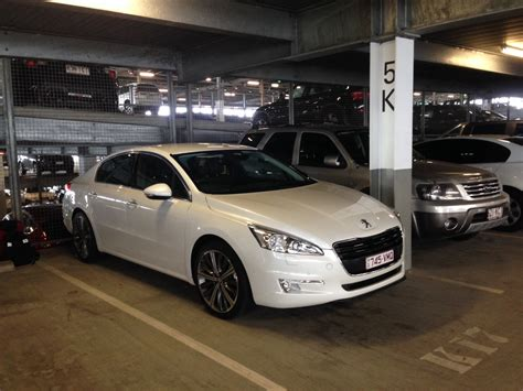 2014 Peugeot 508 GT - eurocoupe - Shannons Club