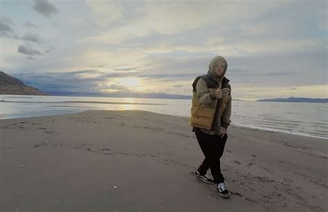 Mac Miller Hangs Out at the Beach in His New Video for