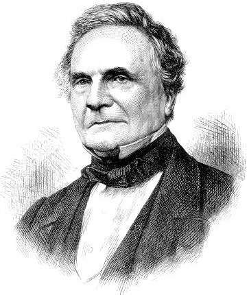 Artist Carnival: Charles Babbage - father of steampunk