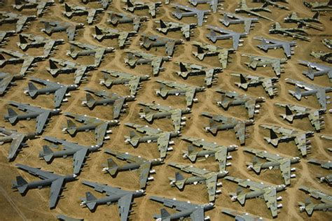 Aerial Photographs Showing Patterns and Repetition