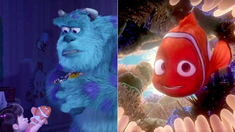 Disney reveals how all Pixar films are connected — and it